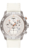 Traser T73 Ladytime Chronograph Silver