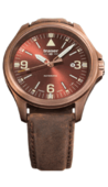 Traser P67 Officer Pro Automatic Bronze Brown
