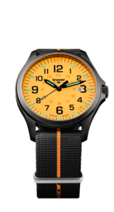 Traser P67 Officer Pro GunMetal Orange 107428