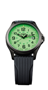 Traser P67 Officer Pro GunMetal Lime 107430