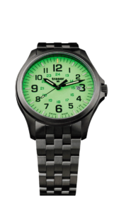Traser P67 Officer Pro GunMetal Lime 107865