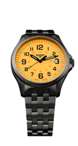 Traser P67 Officer Pro GunMetal Orange 107867