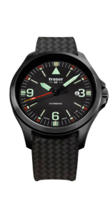 Traser P67 Officer Pro Automatic Black 108078