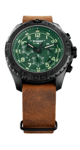 Traser P96 OdP Evolution Chrono Green 109047