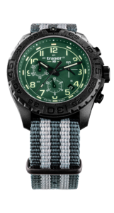 Traser P96 OdP Evolution Chrono Green 109048