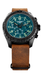 Traser P96 OdP Evolution Chrono Petrol 109049