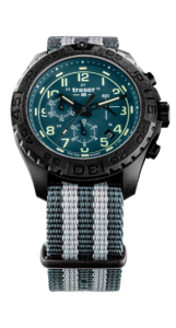 Traser P96 OdP Evolution Chrono Petrol 109050