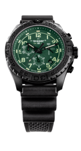 Traser P96 OdP Evolution Chrono Green 109055