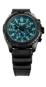 Traser P96 OdP Evolution Chrono Petrol 109056